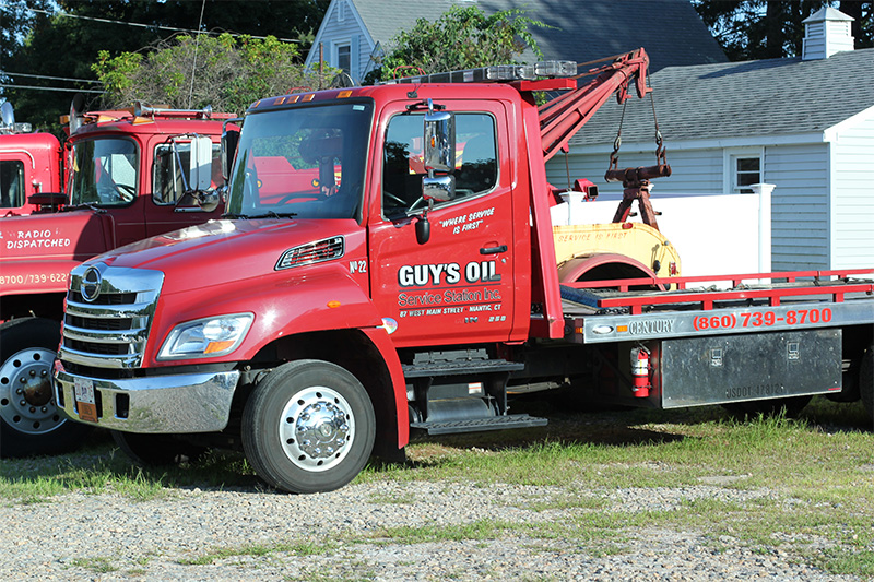 tow truck niantic east lyme waterford groton new london old lyme